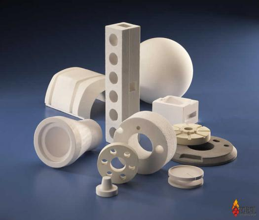 Industrial refractory ceramics trade in 2020